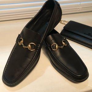 Gucci Moca Pelle S Gomma loafers